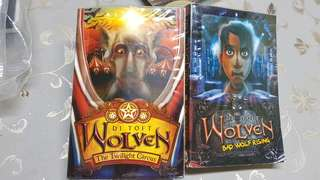 Wolven, 2 Books for