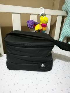 Calvin Klein Thermal bag for Avent and Pigeon