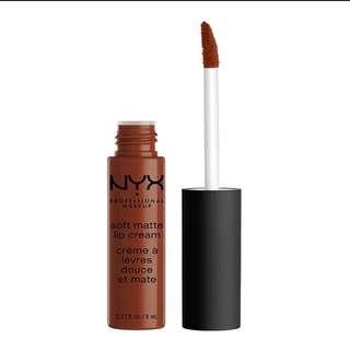 NYX Professional Lip matte Cream