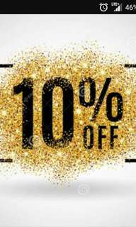 👠👠👠 10% DISCOUNT On ALL SHOES