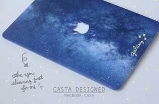 Macbook Case galaxy銀河款