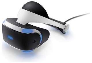 PlayStation VR連cam
