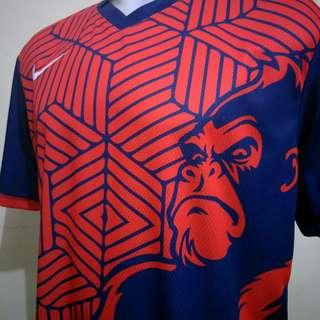 Jersey set volley fullprint