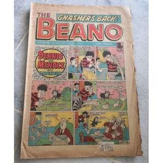 Beano Comic - Collectible