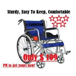 Wheelchair - Brand New