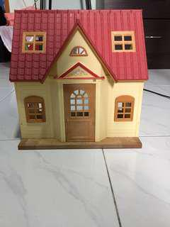 Sylvanian Cottage House (LPS,MLP,Dolls)