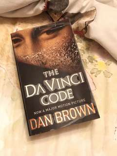Dan Brown - The Da Vinci Code | used Good condition