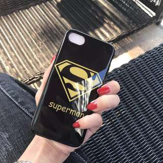 🌼C-1050 Superman Case for iPhone🌼