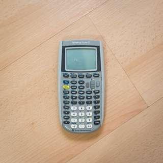 TI-84 Plus Pocket SE GC Graphing Calculator (Faulty)