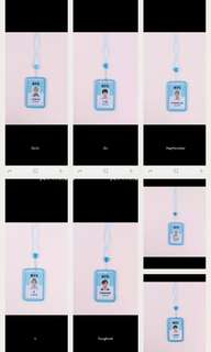[Preorder] BTS Bullet-Proof Youth ID Card