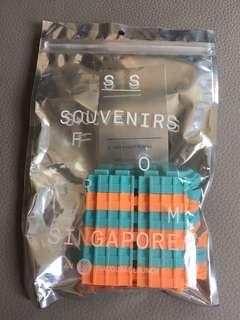 BNIP SG50 Souvenirs From Singapore - HDB Eraser Blocks #HARIRAYA35