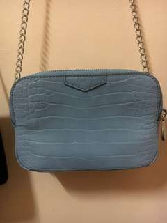 Pedro minni sling bag BLUE