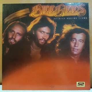 On Hold: Bee Gees - Spirits Having Flown Vinyl Record