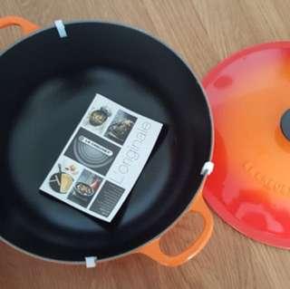 Le Creuset Marmite 28 soup pot