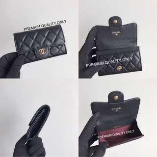 Boutique Quality Chanel Card Case