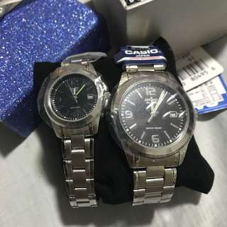 Casio Japan Couple Watch