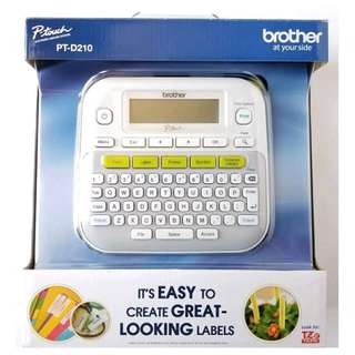 Brother P-Touch PT-D210 Label Maker (NEW)