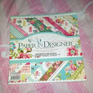 Floral Themed deco/craft paper