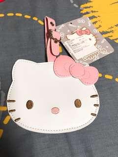🚚 [全新]Hello kitty 行李吊牌