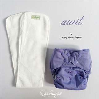 Weehugs Cloth Diaper