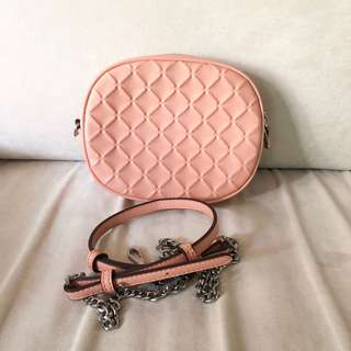 Auth Bnew Charles & Keith sling bag