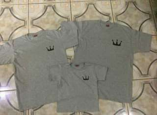 Crown Family Shirt