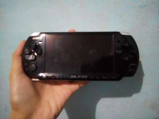 2nd hand PSP w/o battery and charger (For sale)