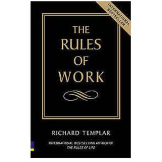 E-BOOK THE RULES OF WORK