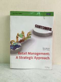 Retail Management: A Strategic Approach 11th Edition
