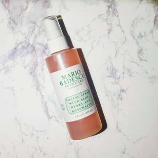 Mario Badescu Rose Water Facial Spray