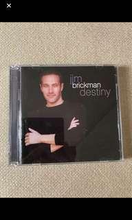 Cd box C1 - Jim Brickman Destiny