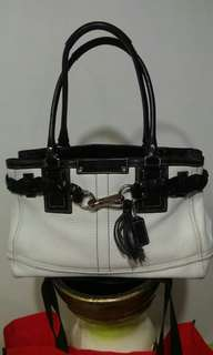 Auth. Coach belted bag