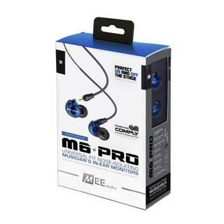 M6 PRO universal-fit noise-isolating musician's in-ear monitors (limited edition)