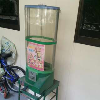 Manual Toy Dispensing Machine