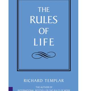 E-BOOK THE RULES OF LIFE - RICHARD TEMPLAR