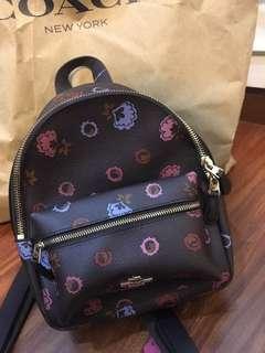 Coach charlie backpack
