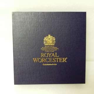 Royal Worcester 瓷碟