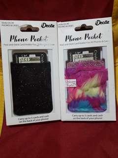 Phone Pocket 199 each