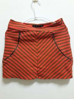 🚚 Zara個性短裙