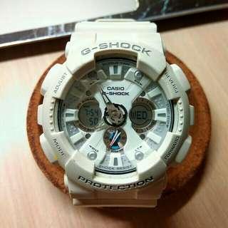 🚚 G-shock白蜘蛛