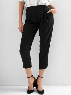 Gap Tencel Trousers - Size: 2