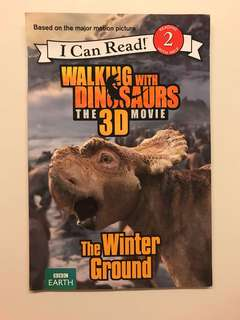 Walking with Dinosaurs (The 3D Movies)