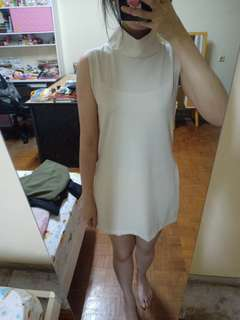 Epershand Top ivory