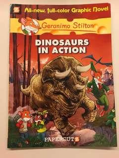 Geronimo Stilton - Graphic Novel