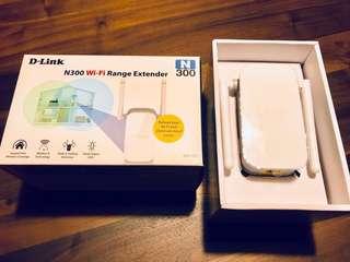 Wifi Range Extender - D-link, N300