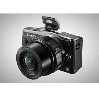 Panasonic Lumix Digital Single Lens Mirrorless Camera DMC GF6 HD