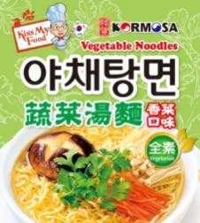 🚚 🇰🇷 kormosa蔬菜湯麵🇰🇷(香菜口味*3入)💚素食泡麵💚