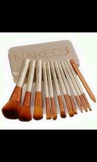 Naked 3 Urban Decay Make up brush set