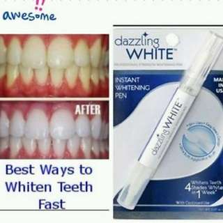 Teeth Whitening/instant