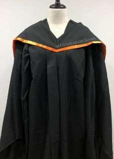 CityU CB Graduation Gown 香港城市大學商學院畢業袍